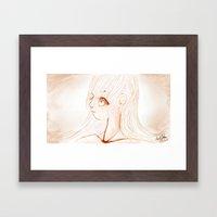 Sirnax Framed Art Print