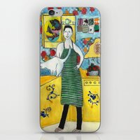 In The Kitchen iPhone & iPod Skin