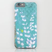 Ferns And Blue Skies iPhone 6 Slim Case