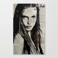 icelandia Canvas Print