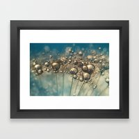 Dandy Disarray Framed Art Print