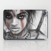 Vengeance  iPad Case