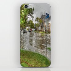 Flooded Streets iPhone & iPod Skin