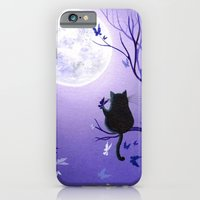 Butterfly Swirl iPhone 6 Slim Case