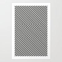 LYNES Art Print