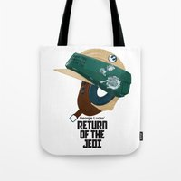 Full Metal Jedi - Vintage Version Tote Bag