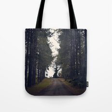 I'M UP IN THE WOODS  Tote Bag