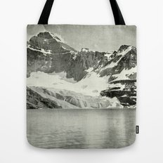Mount Biddle and Lake McArthur Tote Bag