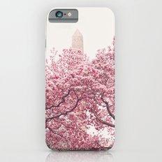 Central Park - Cherry Blossoms Slim Case iPhone 6s