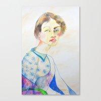 Study #40 Canvas Print