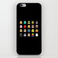 Pac Man iPhone & iPod Skin