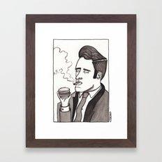 Ring-a-Ding-Ding! Framed Art Print