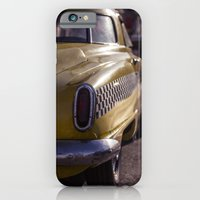 A Yellow Cab  iPhone 6 Slim Case