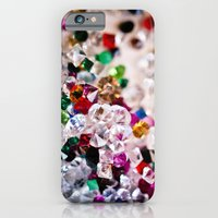 iPhone & iPod Case featuring Diamonds 1 by Jessie Kuruc