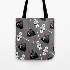 Darth-Gray Tote Bag