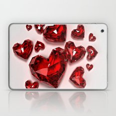 VALENTINE LOVE Laptop & iPad Skin