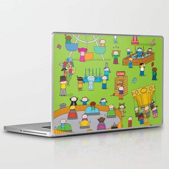 Oekie Fair Laptop & iPad Skin
