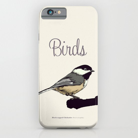 BIRDS 03 iPhone & iPod Case