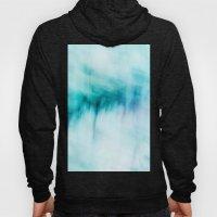 Abstract Waterfall Hoody