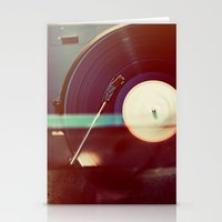 Spin it Stationery Cards
