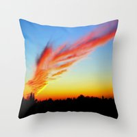 Sky (1) Throw Pillow