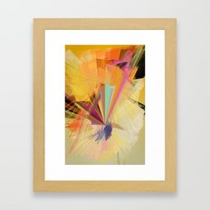 Inspired Framed Art Print