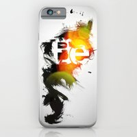 iPhone & iPod Case featuring Be by Jean Maurice Damour