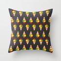 Metropolitan Cone Throw Pillow