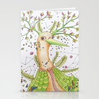 Forest's Hear Stationery Cards