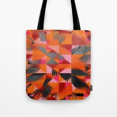 Blue For You / Pattern #8 Tote Bag