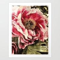 Tryst Art Print