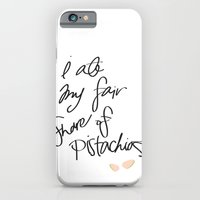 Pistachios iPhone 6 Slim Case