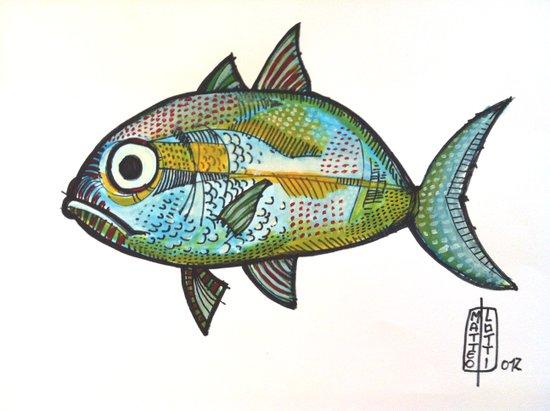 Pescefonico Art Print