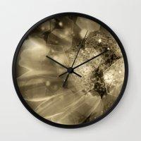 Winter Mood 2 Wall Clock