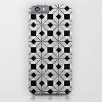 Silver Snow iPhone 6 Slim Case