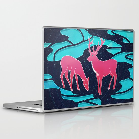 Negative Space Laptop & iPad Skin