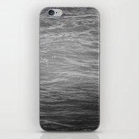 black velvet iPhone & iPod Skin
