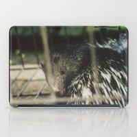 Porcupine iPad Case
