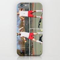 iPhone & iPod Case featuring Makin' It Rain by Derek Donovan