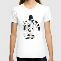 The Hole Womens Fitted Tee White SMALL