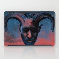 Demon Sorrow iPad Case