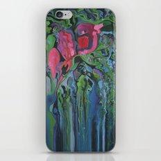 Chinampas iPhone & iPod Skin