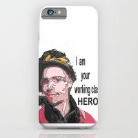 Working Class HERO iPhone 6 Slim Case