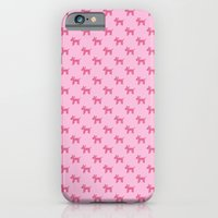 Dogs-Pink iPhone 6 Slim Case