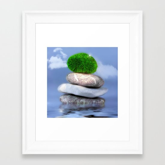 Beauty & Wellness Still Life Framed Art Print