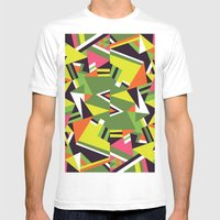 Reflections 2 Mens Fitted Tee White SMALL