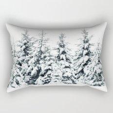 Snow Porn Rectangular Pillow