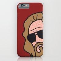 Pop Icon - The Dude iPhone 6 Slim Case