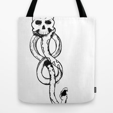 The Dark Mark  Tote Bag