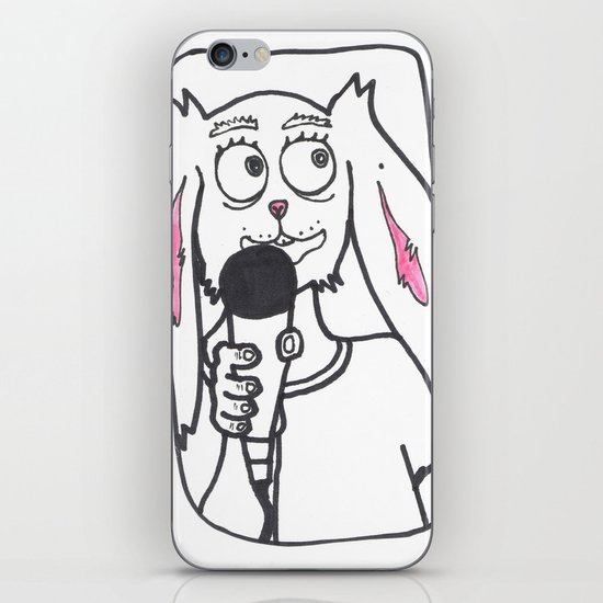 Song. iPhone & iPod Skin